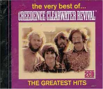 Creedence Clearwater Revival - The Very Best of C.C.R.