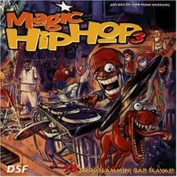 Various - Magic Hip Hop 3