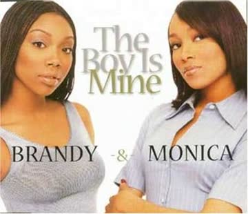 Brandy & Monica - The Boy Is Mine/
