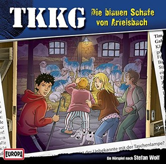 TKKG 188/ Die blauen Schafe von Artelsbach