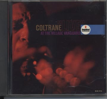 John Coltrane - Live at the Village Vanguard