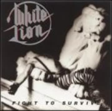 White Lion - Fight to Survive [US-Import]