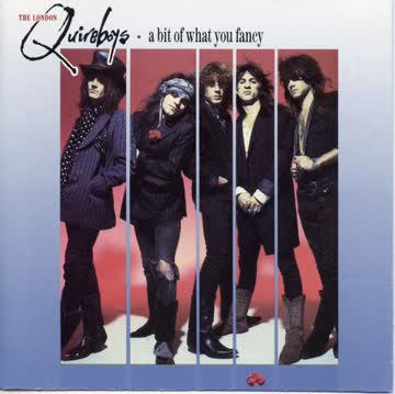 the Quireboys - A Little Bit of What You Fancy