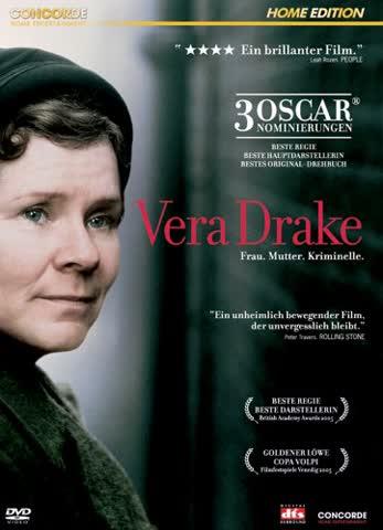Vera Drake-Frau.Mutter.Kr [Import allemand]