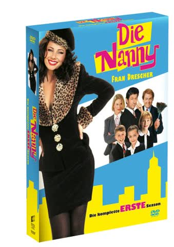 Die Nanny - Staffel 1