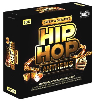 Various - Hip Hop Anthems-Latest & Greatest