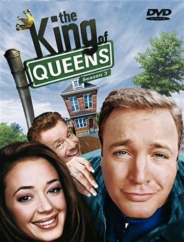King of Queens - Season 3 [4 DVDs]