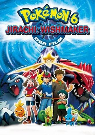 Pokémon 6 - Jirachi: Wishmaker