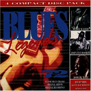 Various - Blues Legends