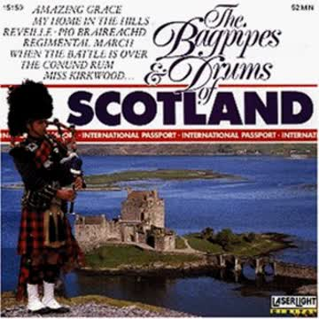 Sampler - The Bagpipes & Drums Of Scotland