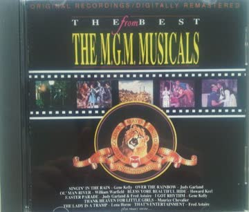 Various - Best from the Mgm-Musicals