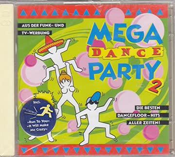 Var. - Mega Dance Party 2