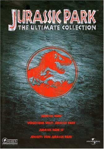Jurassic Park 1-3 (Ultimate Collection, 4 DVDs)