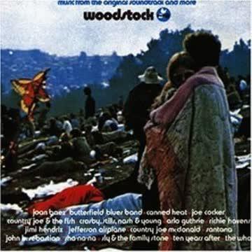 Various - Woodstock Vol. 1 (Remastered)