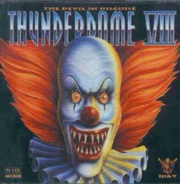 Various - Thunderdome 08