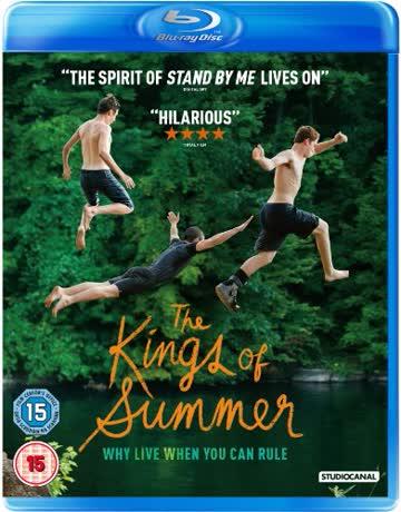 The Kings of Summer [Blu-Ray] (IMPORT) (Keine deutsche Version)