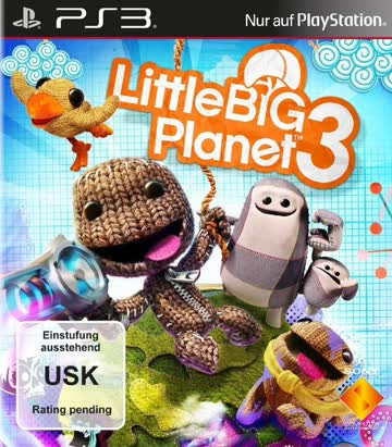 Little Big Planet 3 [AT-PEGI]