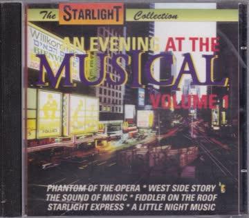 Various - An Evening at the Musical