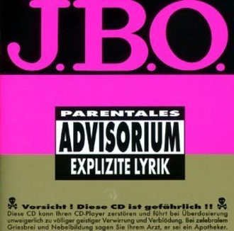 J.B.O. - Explizite Lyrik