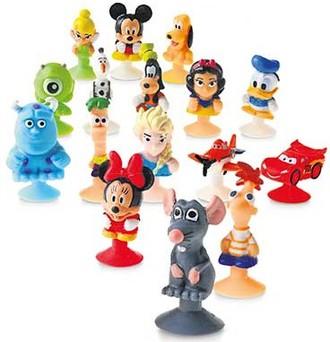 Disney Koch und Backspass - Stikeez Fairies