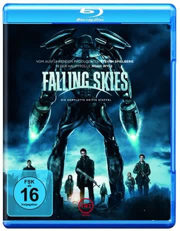 Falling Skies - Die Komplette Dritte Staffel