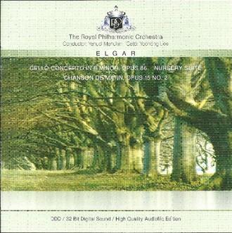 Edward Elgar - Cello Concerto (Rpo, Menuhin, Yoohong Lee)