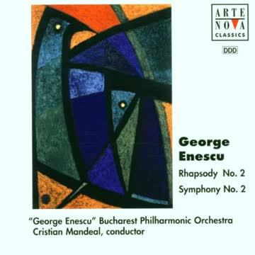 Cristian Mandeal - Rumänische Rhapsodie 2 / Sinfonie 2
