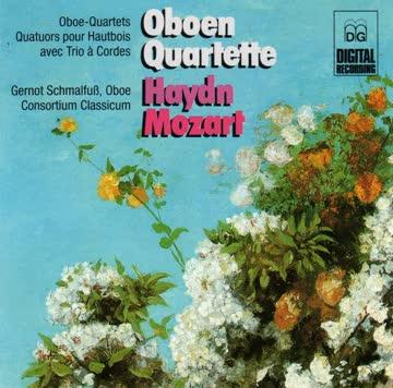 Schmalfuss - Oboenquartette