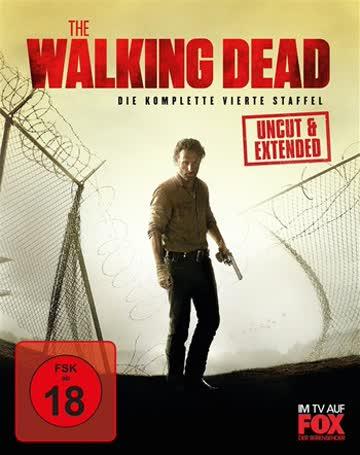 The Walking Dead - Die komplette vierte Staffel - Uncut/Extended