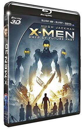 X-Men : Days of Future Past [Combo Blu-ray 3D + Blu-ray 2D]