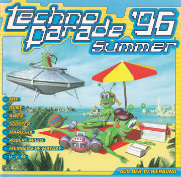 Diverse - Techno Parade/Summer '96