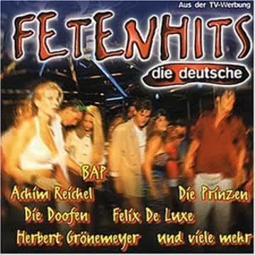 Various - Fetenhits - Die Deutsche