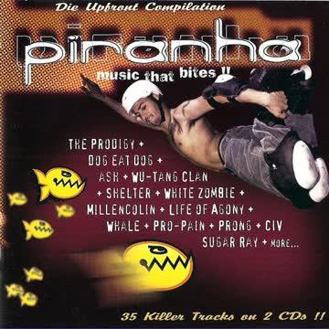 Various - Piranha-Music That Bites