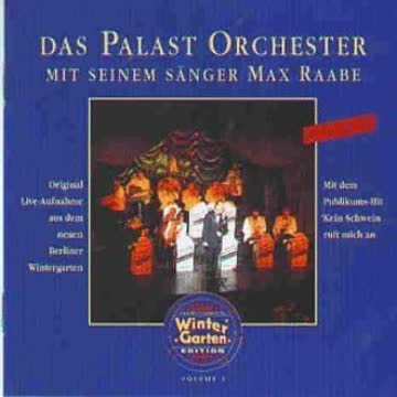 Max & Palast Orchester Raabe - Live