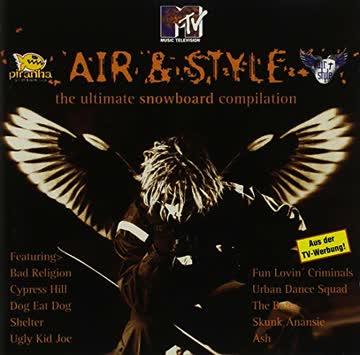 Various - Piranha Presents Air & Style