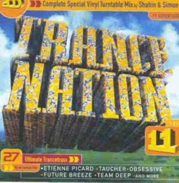 Various - Trance Nation 11