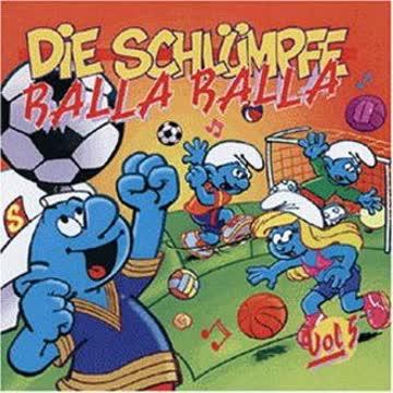 die Schlümpfe - Balla Balla Vol. 5