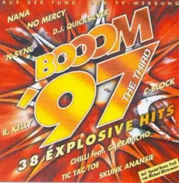 Various - Booom 1997 - The Third