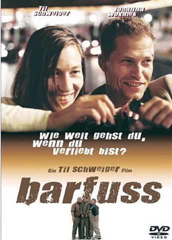 Barefoot ( Barfuss ) [DVD]