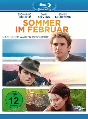 Sommer im Februar [Blu-ray]