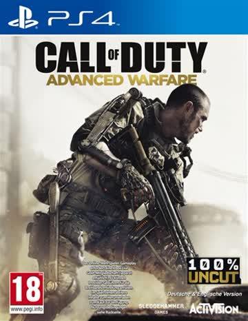 Call of Duty: Advanced Warfare [AT-PEGI] [German Version]