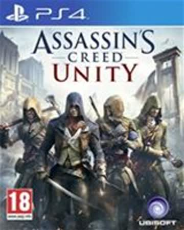 Assassins Creed Unity Special Edition (AT-PEGI) Playstation 4