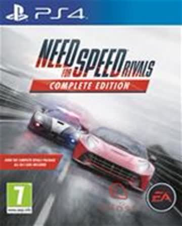 Need for Speed: Rivals - Complete Edition - [AT Pegi] - [Playstation 4]