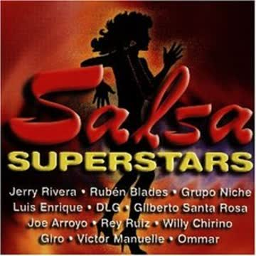 Various - Salsa Superstars