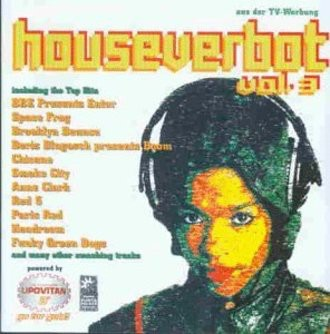 Various - Houseverbot Vol.3
