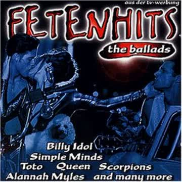 Sampler - Fetenhits - The Ballads