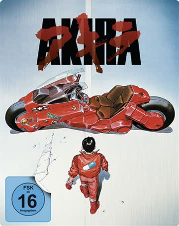 Akira - Limited Special Edition (Steelbook)