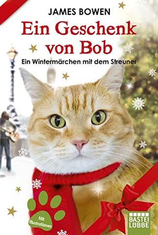 Ein Geschenk von Bob: Ein Wintermärchen mit dem Streuner