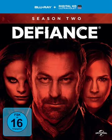 Defiance - Staffel 2 [Blu-ray]