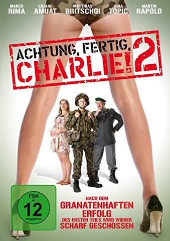 Achtung, fertig, Charlie! 2